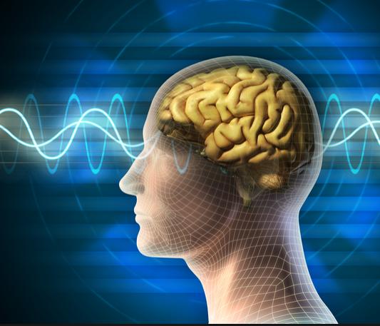 brain waves tesla 55