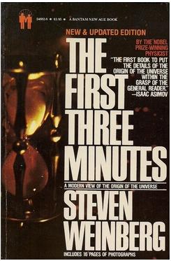 first three minutes steven weinberg