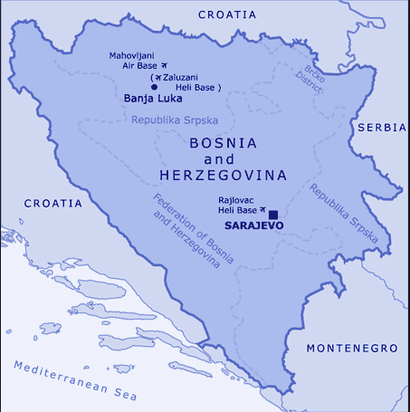 hertz bosnia yugo