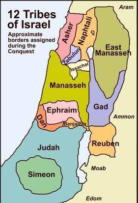 twelve tribes carbon israel